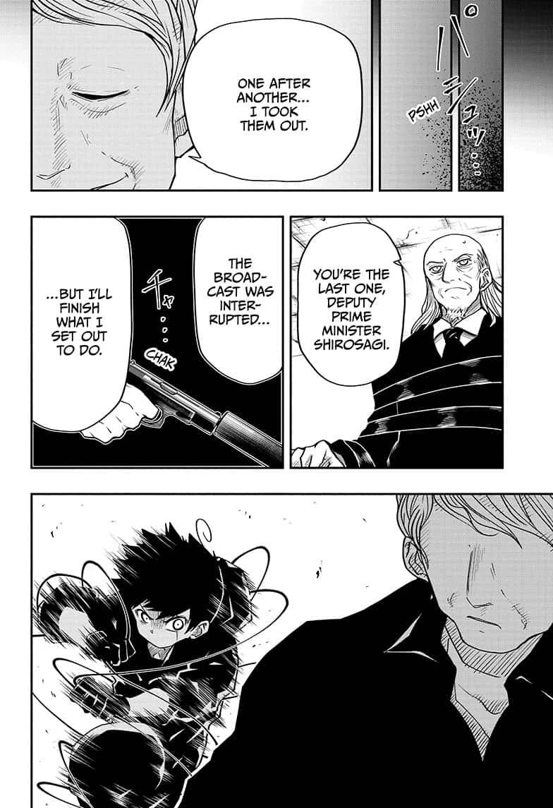 Mission: Yozakura Family - 24 page 14