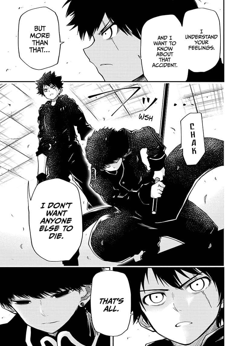 Mission: Yozakura Family - 24 page 17