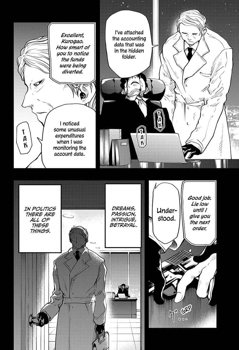Mission: Yozakura Family - 24 page 6