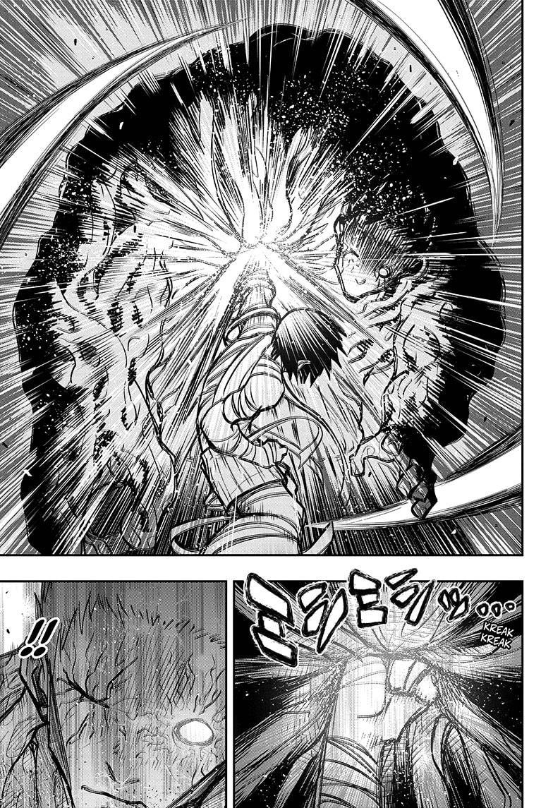 Mission: Yozakura Family - 48 page 11
