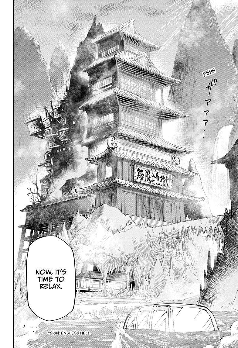 Mission: Yozakura Family - 52 page 6