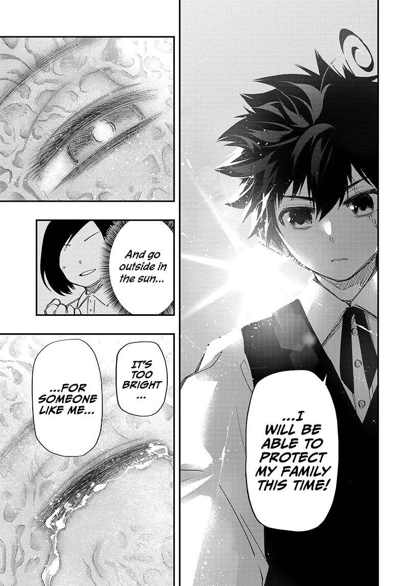 Mission: Yozakura Family - 59 page 6